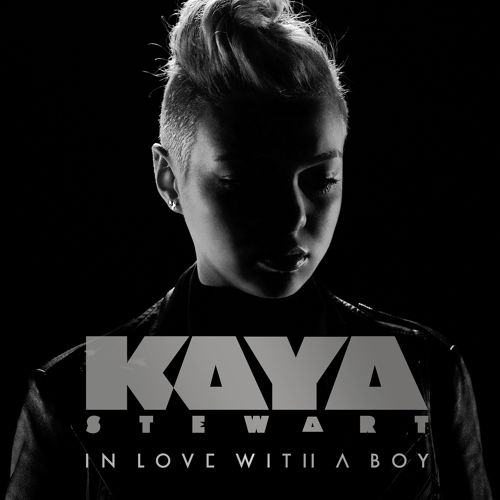 Kaya Stewart - In Love With A Boy (Remix-pack)