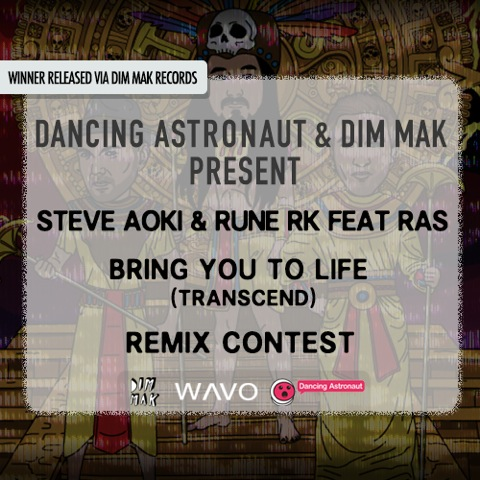 Steve Aoki & Rune RK - Bring You To Life (Transcend) (Remix-pack)