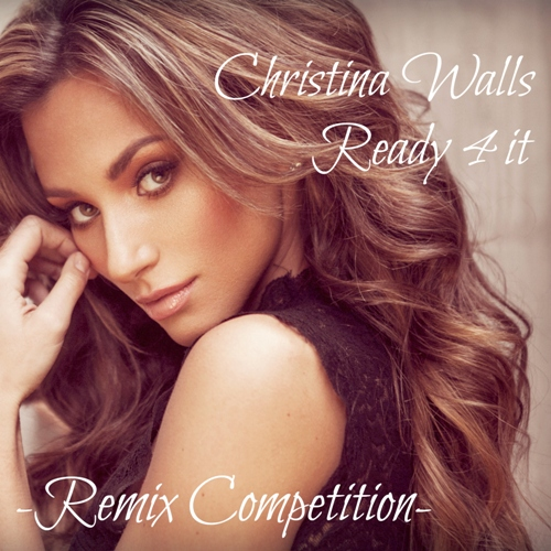 Christina Walls - Ready 4 It (Remix-pack)