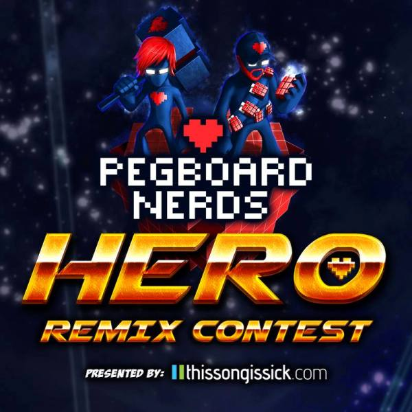 Pegboard Nerds - Hero (Remix-pack)