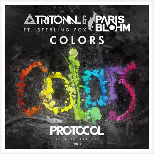 Tritonal & Paris Blohm feat. Sterling Fox - Colors (Remix-pack)