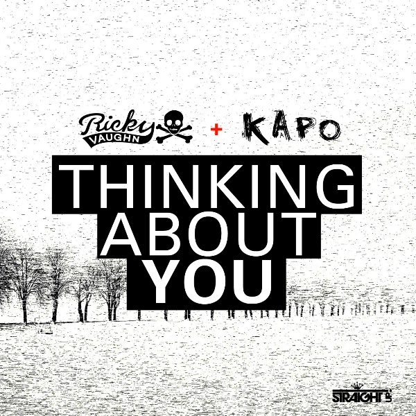 Ricky Vaughn & Kapo - Thinking About You (Remix-pack)