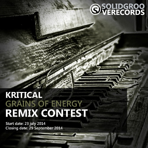 Kritical - Grains of Energy (Remix-pack)