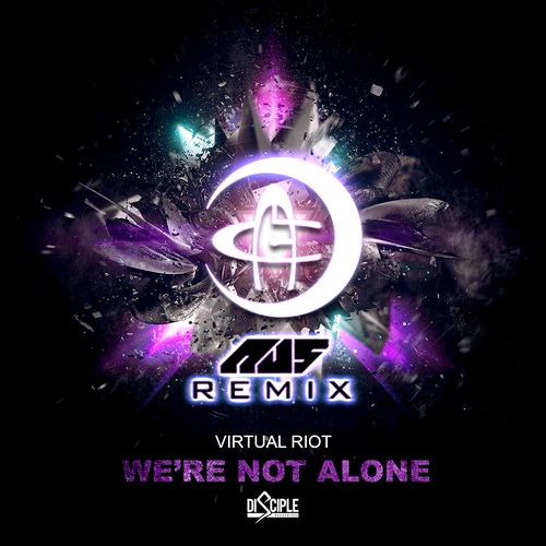 Virtual Riot - We're Not Alone (Remix-pack)