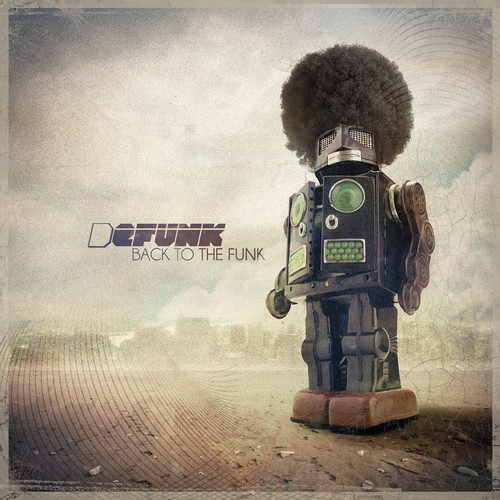 Defunk & DirtyPhonic - Back to the Funk (Remix-pack)