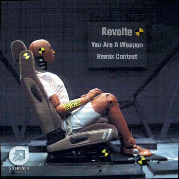 Revolte - You Are A Weapon (Remix-pack)