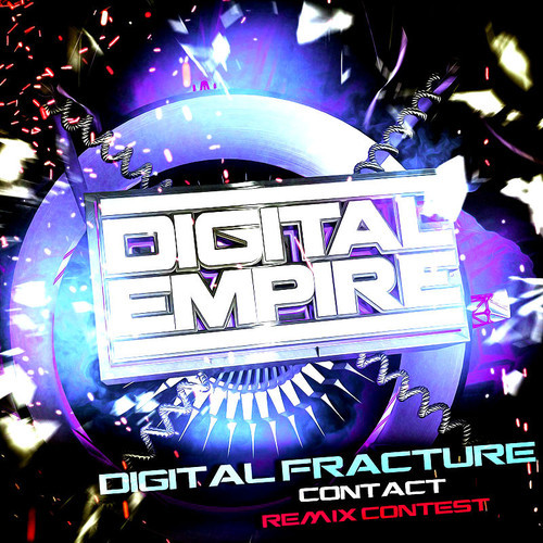 Digital Fracture - Contact (Remix-pack)