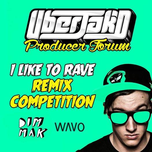 Uberjakd - I Like to Rave (Remix-pack)