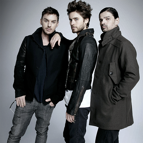 30 Seconds To Mars - Attack (Remix-pack)