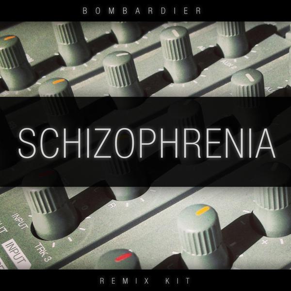 Bombardier - Schizophrenia (Remix-pack)