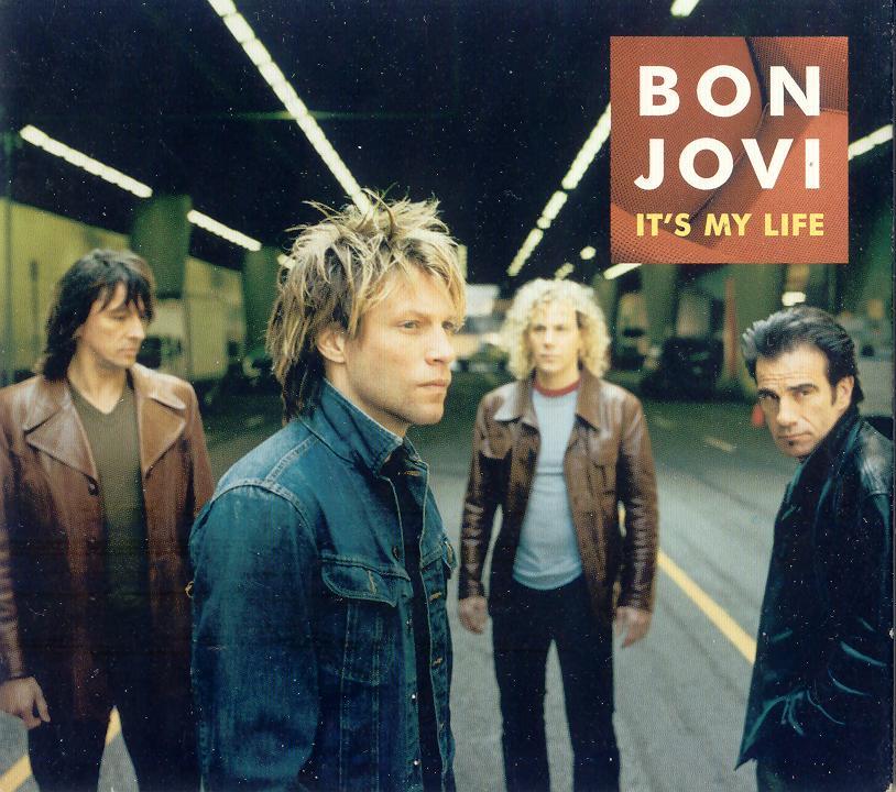 Bon Jovi - It's My Life (Remix-pack)