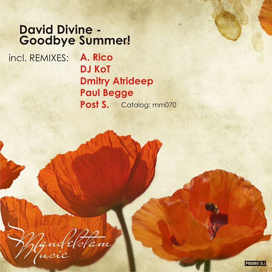 David Divine - Goodbye Summer! (Remix-pack)