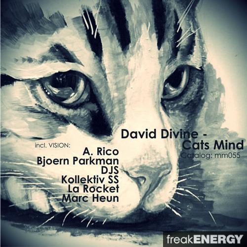 David Divine - Cats Mind (Remix-pack)