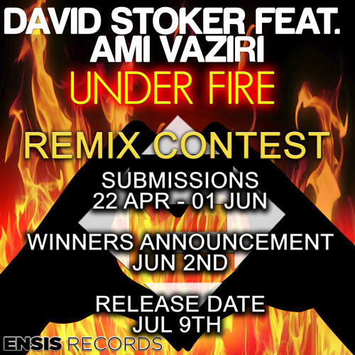 David Stoker feat. Ami Vaziri - Under Fire (Remix-pack)
