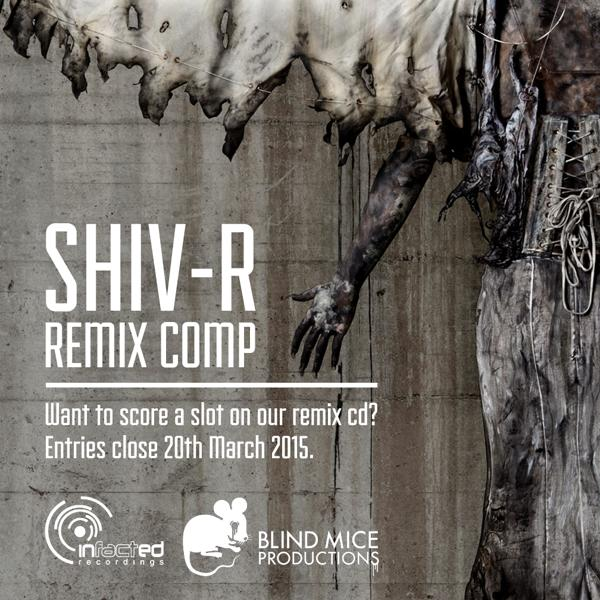 Shiv-R - Eye of the Needle (Remix-pack)