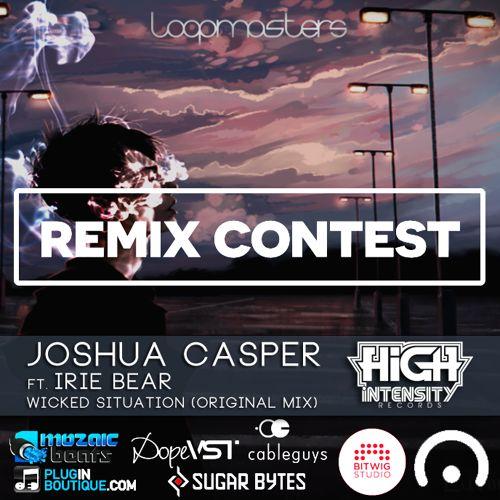 Joshua Casper & Irie Bear - Wicked Situation (Remix-pack)
